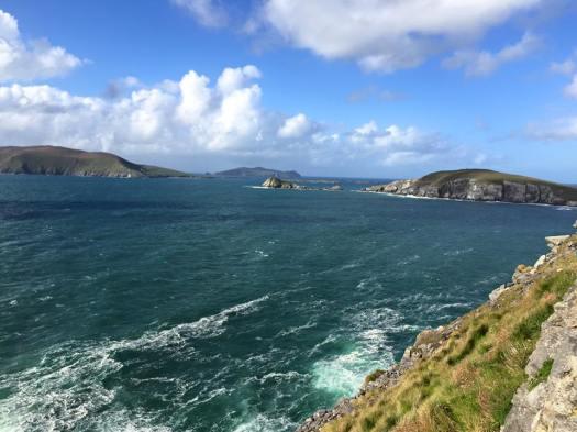 Dingle Peninsula Cliffs